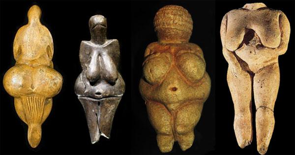 venus-figurines-europe-paleolithic