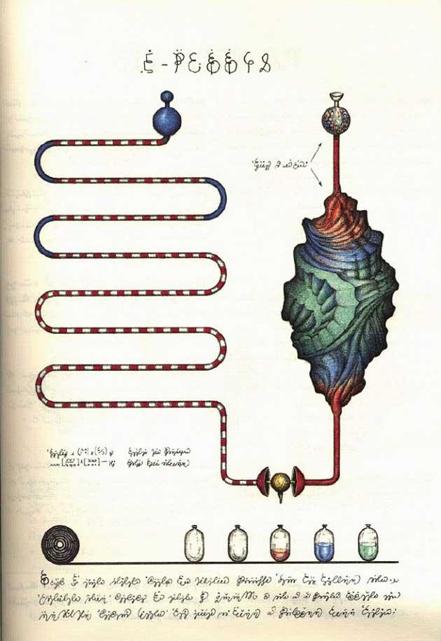 Codex-Seraphinianus-14