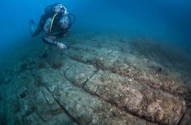 Pored Zadra pronađen grad pod morem star 3000 godina.  Gal2