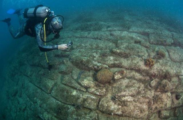 Pored Zadra pronađen grad pod morem star 3000 godina.  Gal3