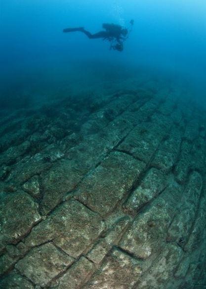 Pored Zadra pronađen grad pod morem star 3000 godina.  Gal8